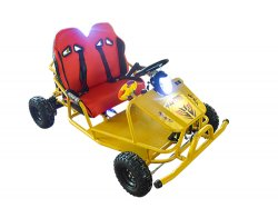 Fast Electric Go Karts