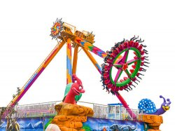 Big Hammer Swing Ride