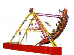 Pirate Ship Playground