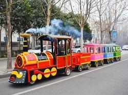 Miniature Train Antique Design