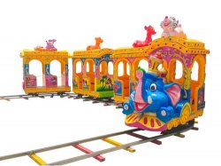 Train with Tracks