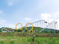Crazy Roller Coaster