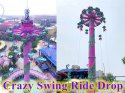 Tall Swing Ride Outdoor