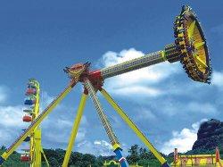 30 Seats Giant Hammer Swing Ride