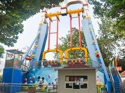 Thrope Park Swing