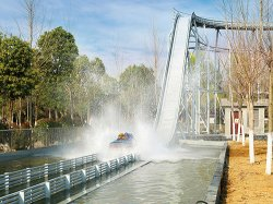 Bimodal Flume Ride