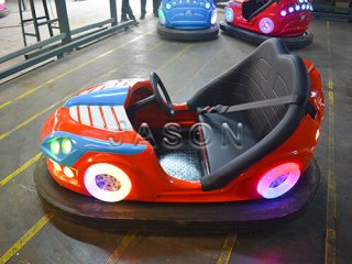 Electric Bumper Car for Our Italy Customer
